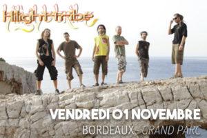 HILIGHT TRIBE - VENDREDI 1ER NOVEMBRE 2019 - SALLE DU GRAND PARC - BORDEAUX (33)