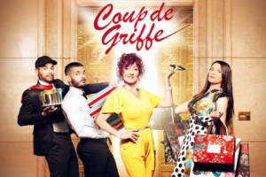 NOËLLE PERNA - COUP DE GRIFFE - CASINO THÉÂTRE BARRIÈRE - MERCREDI 27 NOVEMBRE 2019 - BORDEAUX