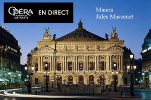 MANON - VIVA L'OPERA ! - MARDI 17 MARS 2020 - UGC CINE CITE BORDEAUX - BORDEAUX (33)