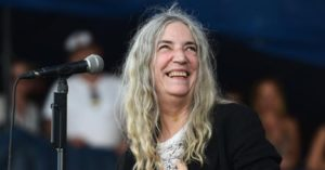 LA PLAYLIST VIDEOS SPECIALE PATTI SMITH !