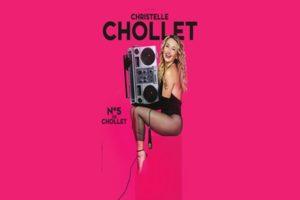 CHRISTELLE CHOLLET - SAMEDI 14 MARS 2020 - L'ENTREPÔT - LE HAILLAN