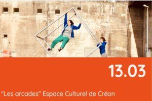 CIE NEE D'UN DOUTEE - VENDREDI 13 MARS 2020 - ESPACE CULTUREL DE CRÉON (33)
