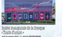 SOIREE INAUGURALE – JEUDI 19 SEPTEMBRE 2019 – PLACE ARISTIDE BRIAND – VILLENAVE D'ORNON
