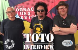INTERVIEW MANUSCRITE #39 - TOTO @ DIEGO ON THE ROCKS