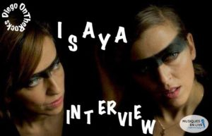 INTERVIEW MANUSCRITE #38 - ISAYA @ DIEGO ON THE ROCKS