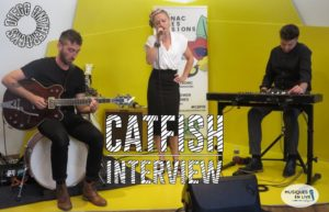 INTERVIEW MANUSCRITE #37 - CATFISH @ DIEGO ON THE ROCKS