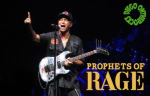 PROPHETS OF RAGE - PARIS OLYMPIA #LIVE REPORT @ DIEGO ON THE ROCKS