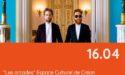 MONTEVAGO – JEUDI 16 AVRIL 2020 – ESPACE CULTUREL DE CRÉON (33)
