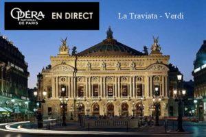 LA TRAVIATA - VIVA L'OPERA! - MARDI 24 SEPTEMBRE 2019 - UGC CINE CITE BORDEAUX -