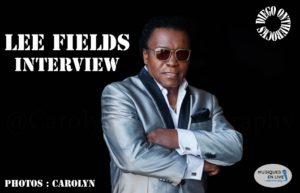INTERVIEW MANUSCRITE #41 - LEE FIELDS @ DIEGO ON THE ROCKS @ CAROLYN