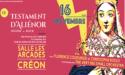 LE TESTAMENT D'ALIENOR – SAMEDI 16 NOVEMBRE 2019 – CREON