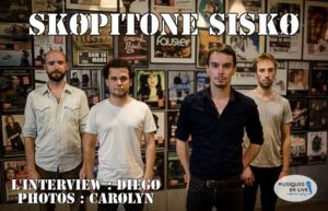 INTERVIEW VIDEO #42 - SKØPITONE SISKØ @ DIEGØ ON THE ROCKS @ CARØLYN