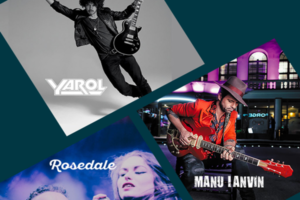 YAROL - MANU LANVIN - ROSEDALE - LE TUBE - VENDREDI 18 OCTOBRE 2019 - SEIGNOSSE (40)