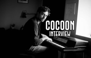 INTERVIEW MANUSCRITE #44 - COCOON @ DIEGO ON THE ROCKS  @ CAROLYN