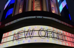 NEW ORDER - PARIS GRAND REX #LIVE REPORT @ DIEGO ON THE ROCKS