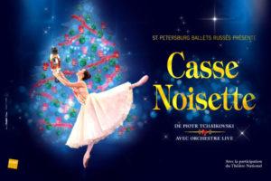 CASSE-NOISETTE - MARDI 19 NOVEMBRE 2019 - ZENITH - NANTES