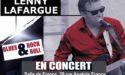 CONCERT LENNY LAFARGUE – VENDREDI 29 NOVEMBRE 2019 – SALLE DE FRANCE – PESSAC