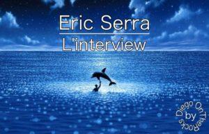 INTERVIEW MANUSCRITE #49 - ERIC SERRA @ DIEGO ON THE ROCKS