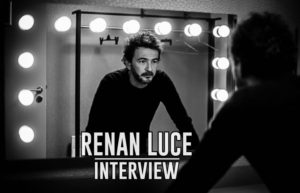 INTERVIEW MANUSCRITE #48 - RENAN LUCE @ DIEGO ON THE ROCKS @ CAROLYN CARO
