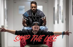 INTERVIEW MANUSCRITE #47 - SKIP THE USE @ DIEGO ON THE ROCKS @ CAROLYN CARO