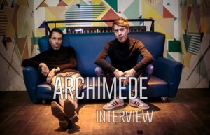INTERVIEW MANUSCRITE #51 - ARCHIMEDE @ DIEGO ON THE ROCKS