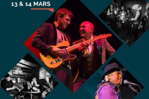 FESTIV'ALL BLUES - SAMEDI 14 MARS 2020 - LE TUBE - SEIGNOSSE (40)