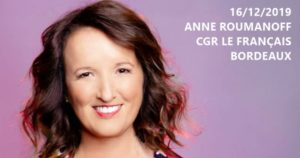 LA PLAYLIST VIDEOS SPECIALE ANNE ROUMANOFF !