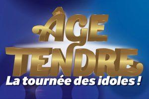 AGE TENDRE - SPECTACLE - VENDREDI 13 MARS 2020 - ARKEA ARENA - FLOIRAC (33)