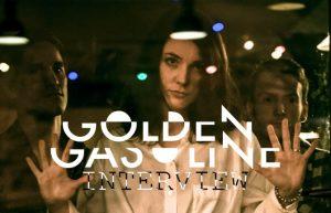 INTERVIEW MANUSCRITE #54 - GOLDEN GASOLINE @ DIEGO ON THE ROCKS