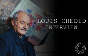 INTERVIEW MANUSCRITE #55 - LOUIS CHEDID @ DIEGO ON THE ROCKS