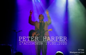 PETER HARPER - L'ACCORDEUR #LIVE REPORT @ DIEGO ON THE ROCKS @ VALY D.