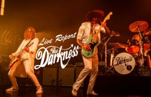 THE DARKNESS - KRAKATOA #LIVE REPORT @ DIEGO ON THE ROCKS