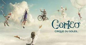 CIRQUE DU SOLEIL - CORTEO - 21 > 23 Février 2020 - Arkéa Arena - Floirac