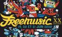 FESTIVAL FREE MUSIC #20 – 19 > 21 JUIN 2020 –  LAC DE MONTENDRE (17)
