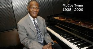 LA PLAYLIST VIDEOS HOMMAGE A MCCOY TYNER !