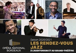 Jazz à l'Auditorium de Bordeaux